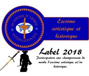 Label artistiques et historiques