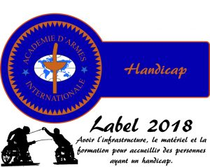 Label handicap