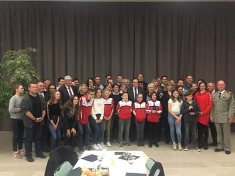 2018 11 16 Mise à l honneur Maubeuge (2)